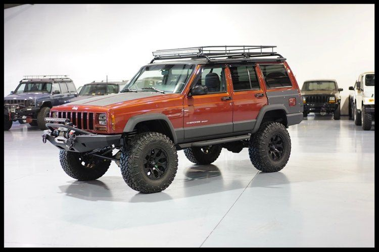 Lifted Cherokee Sport Xj For Sale Lifted Jeep Cherokee Built Jeep Cherokee Davis Autosports Jeep Cherokee Jeep Cherokee Xj Lifted Jeep Cherokee