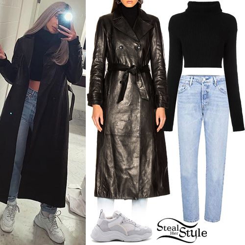 Kylie Jenner Clothes & Outfits | Page 5 of 49 | St
