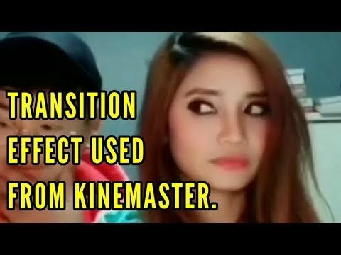 TRANSITION EFFECT USED FROM KINEMASTER  - YouTube   Videos in 2019