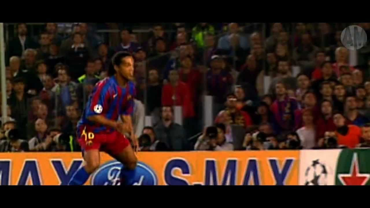 Ronaldinho Gaucho - Goals and Skills (Best Football) HD