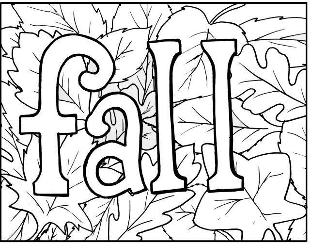 Fall Coloring Sheets Loving Printable Fall Coloring Pages Fall Coloring Sheets Thanksgiving Coloring Pages