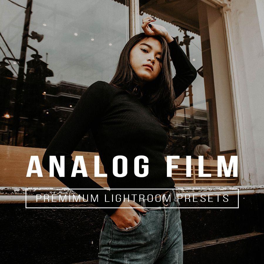 Film effect lightroom