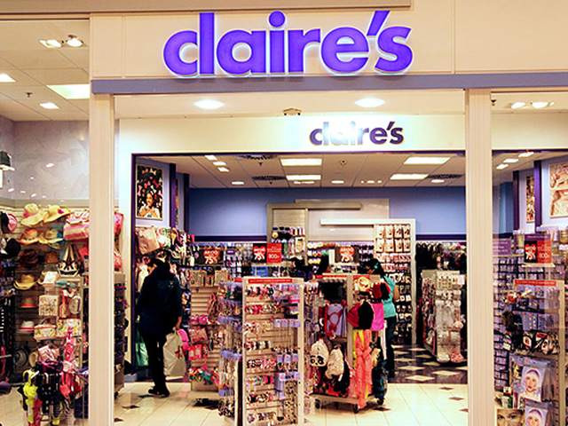 Popular children's retailer Claire's is pulling over a