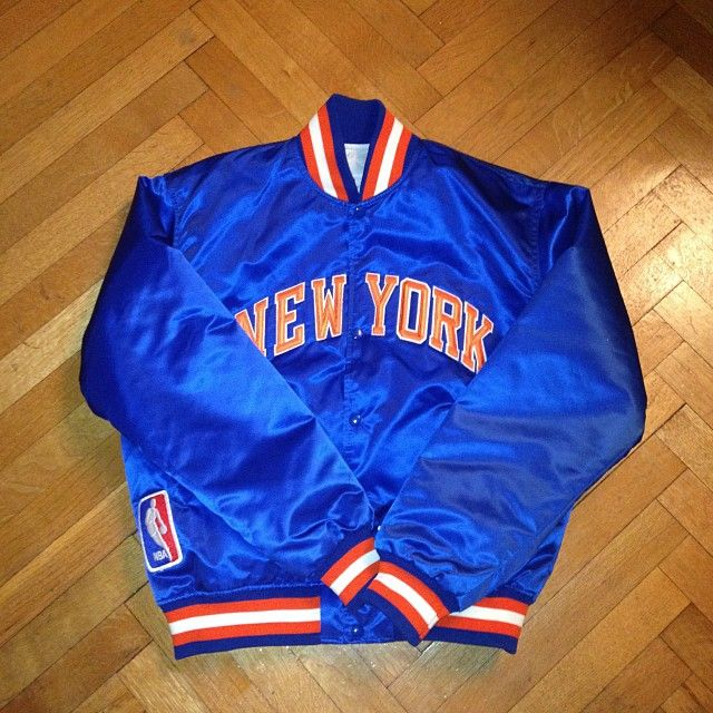 2f2fa2483 New York Knicks Starter Jacket.