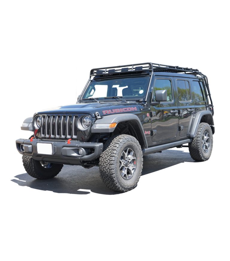 Jeep Jl 4door Sky One Touch Stealth Rack Multi Light 50 Led