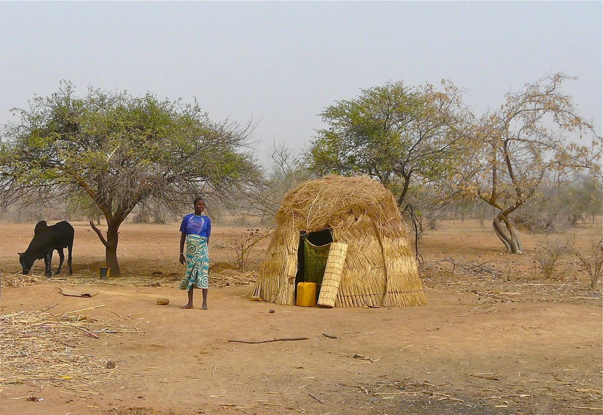 Burkina-Faso-Landscapes by Rita Willaert | Burkina ...