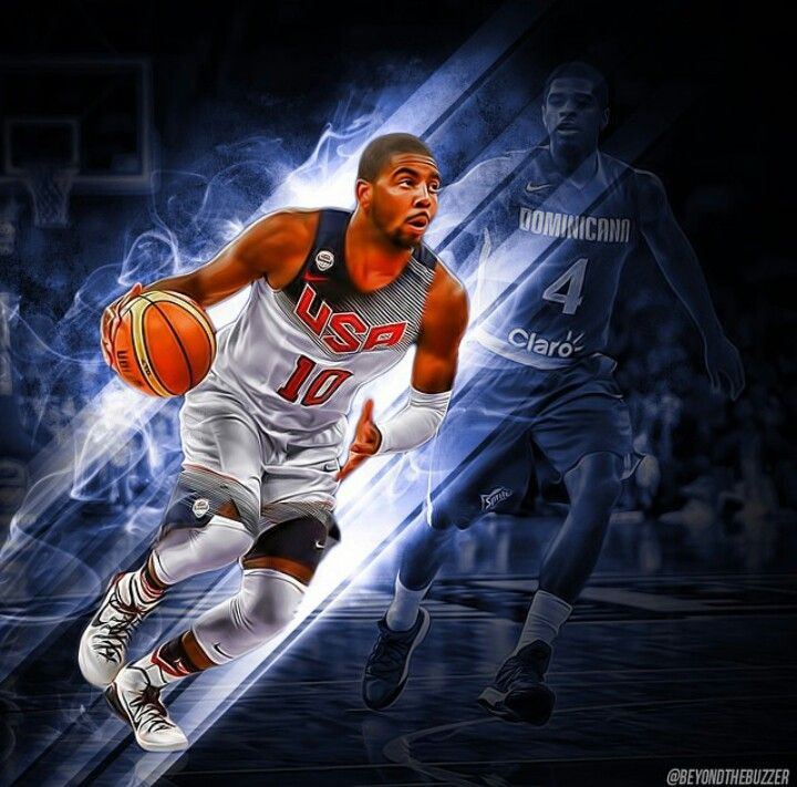 Kyrie Irving Wallpaper: Kyrie Irving Team USA