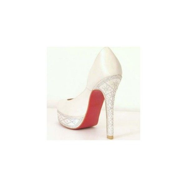 christian louboutin eugenie wedding shoes
