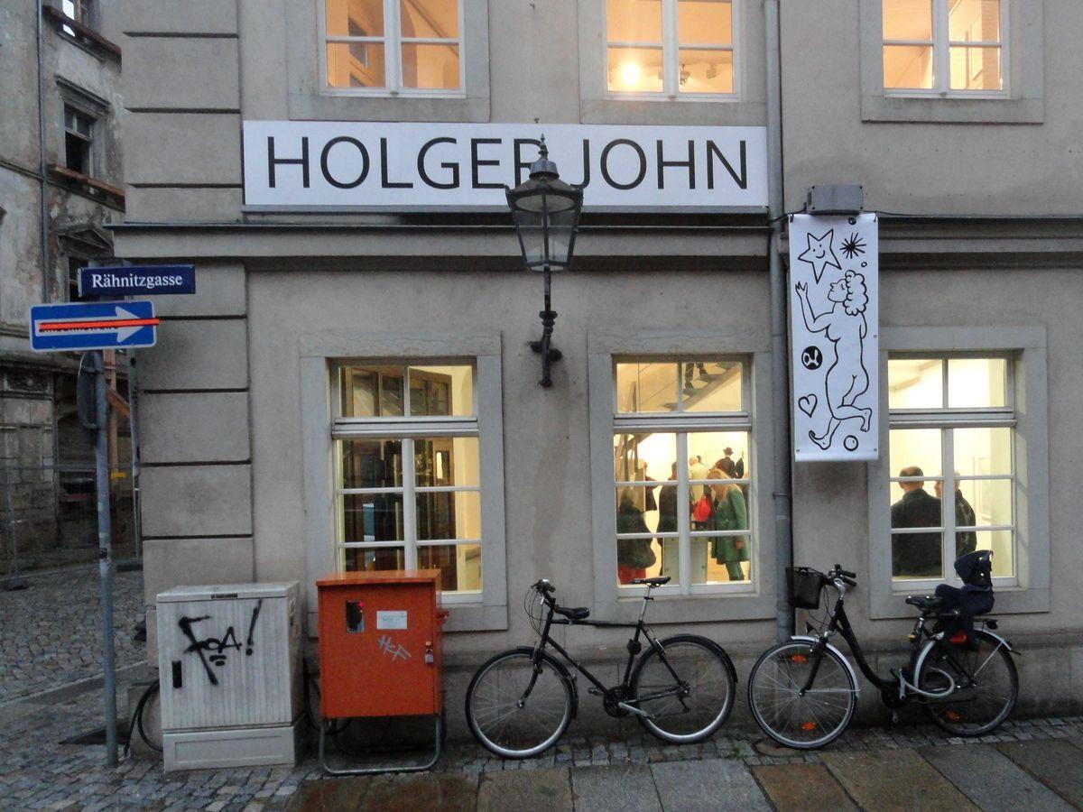Galerie Holger John Zu Kubanight Im Barockviertel Dresden Kunstindresden Dresden Museum Atelier