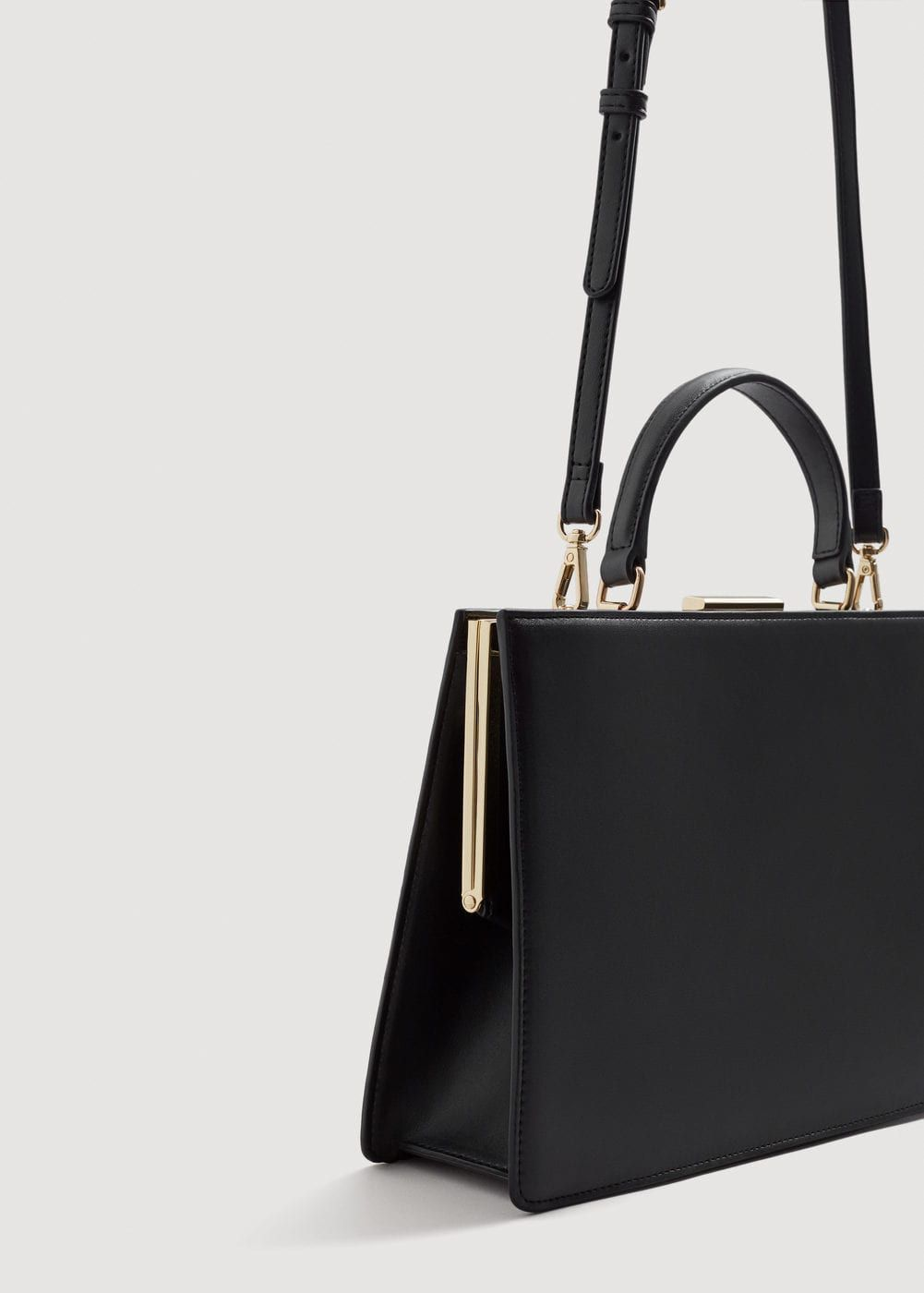 Bolso estilo maletín - Bolsos de Mujer  218a9eef858