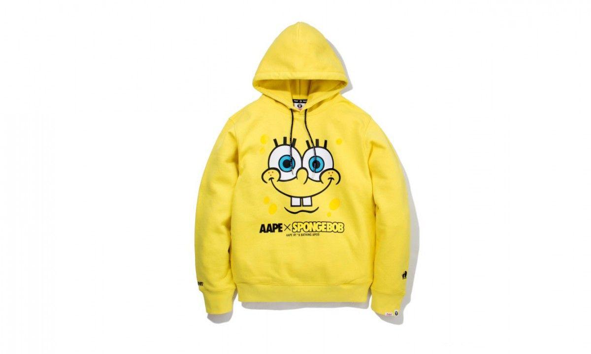 406a20816cf9 aape-a-bathing-ape-spongebob-2-1200×720 | To wear (Mi estilo). in ...