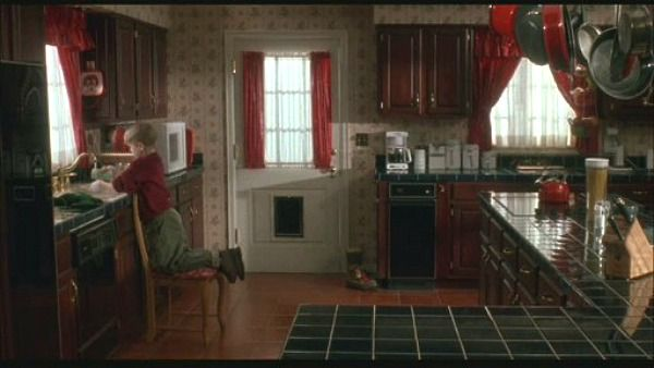 Home Alone Movie House Kitchen