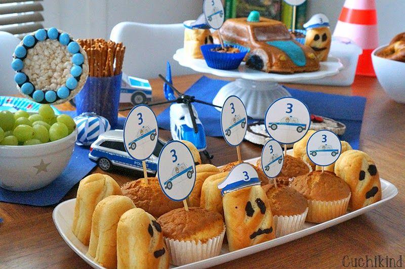 Alles Fur Den Polizei Geburtstag Polizei Geburtstag Polizei