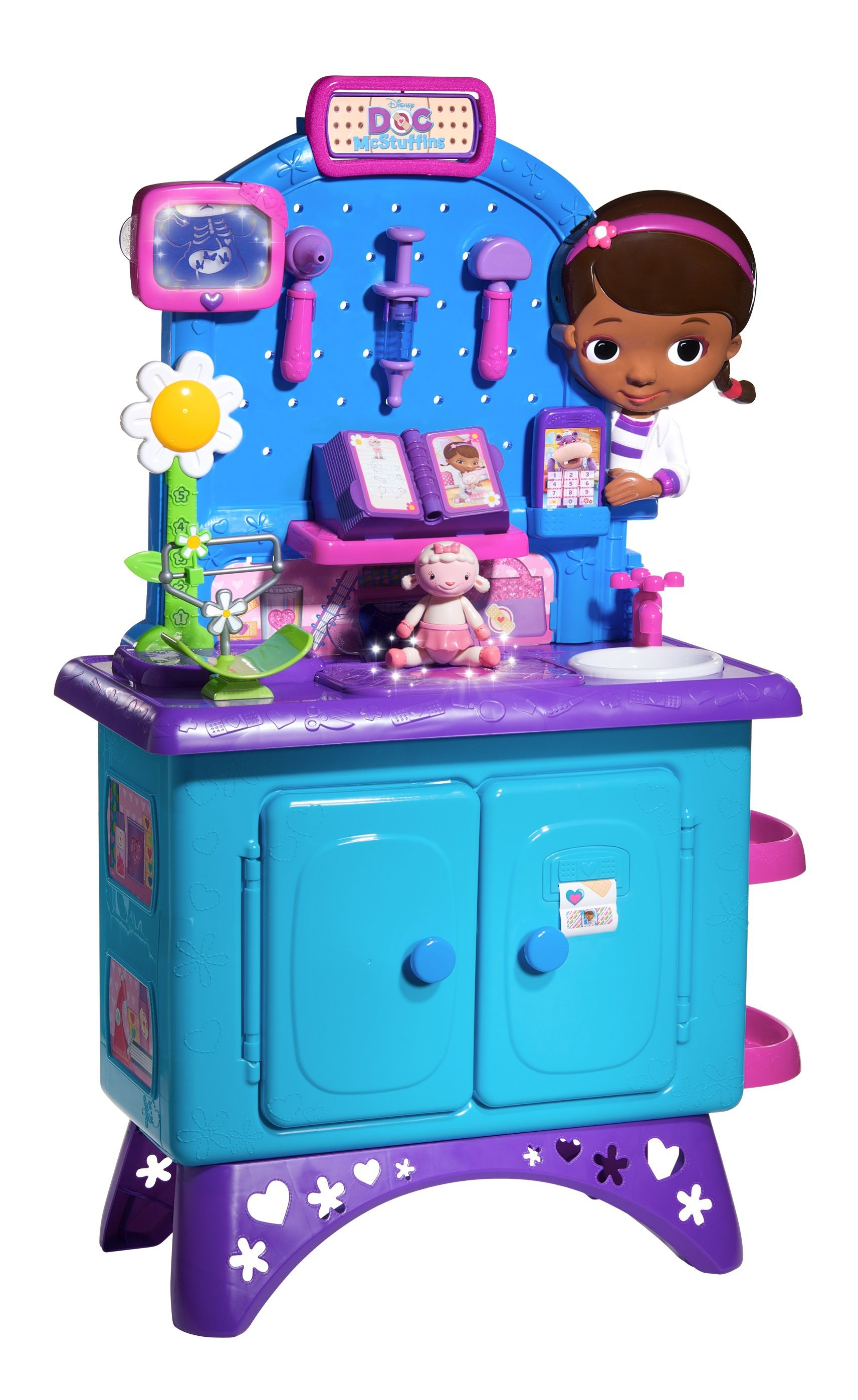 Kids Gear And Products Doc Mcstuffins Toys Holiday Toys Disney Doc Mcstuffins