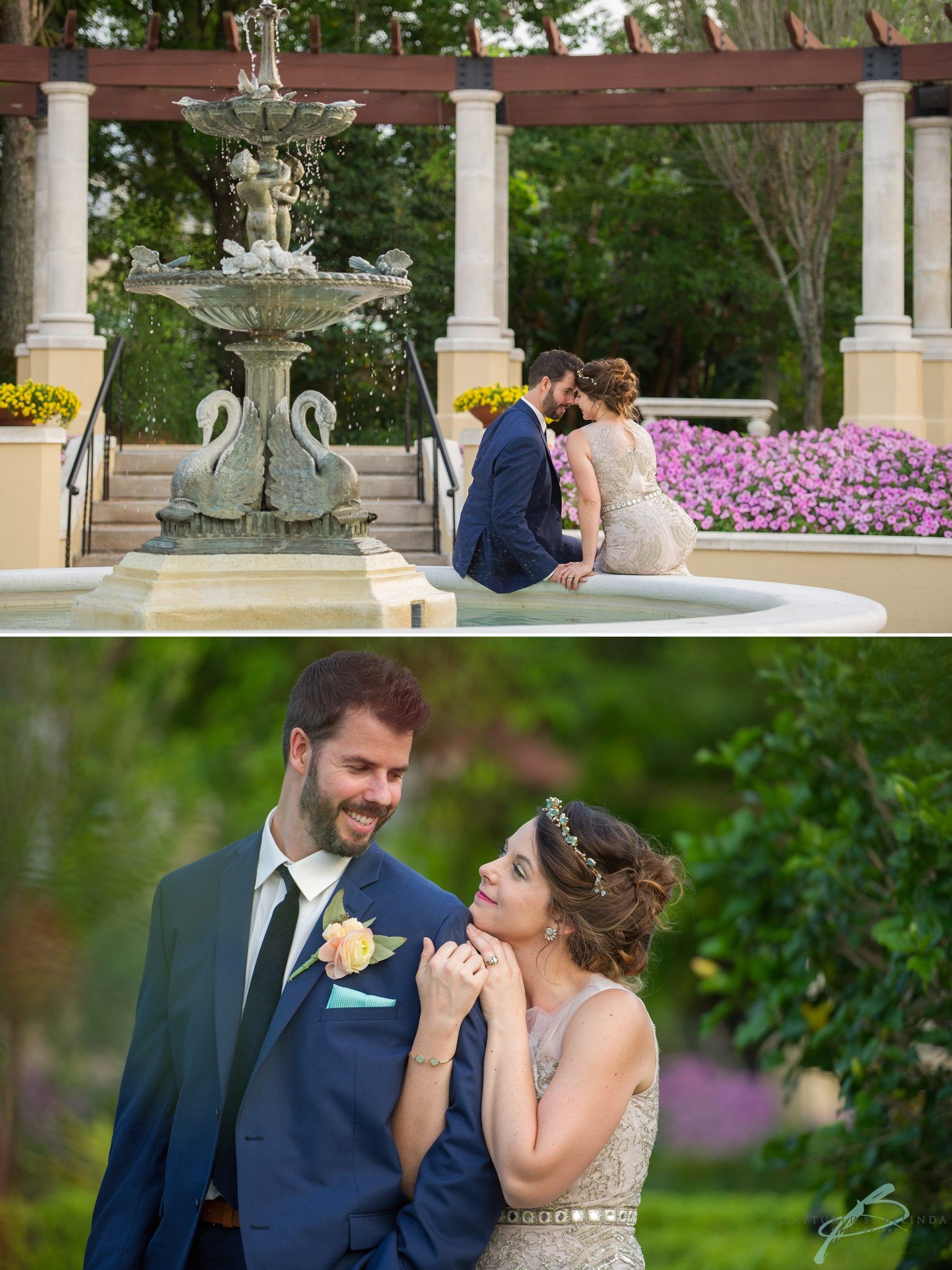 Kelsey and Isaac - Lakeland - Loggia - Peggy Brown - Hollis Gardens ...