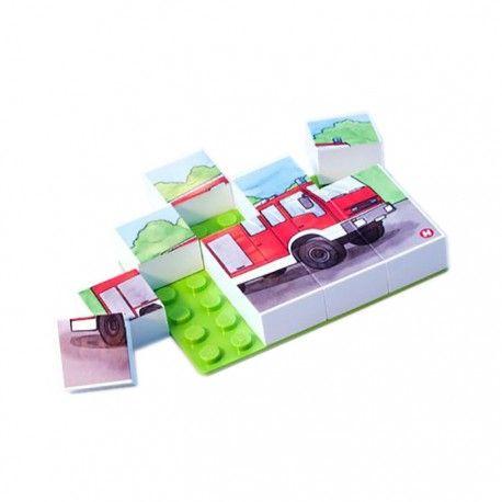 MiniPuzzle Koń 12el.
