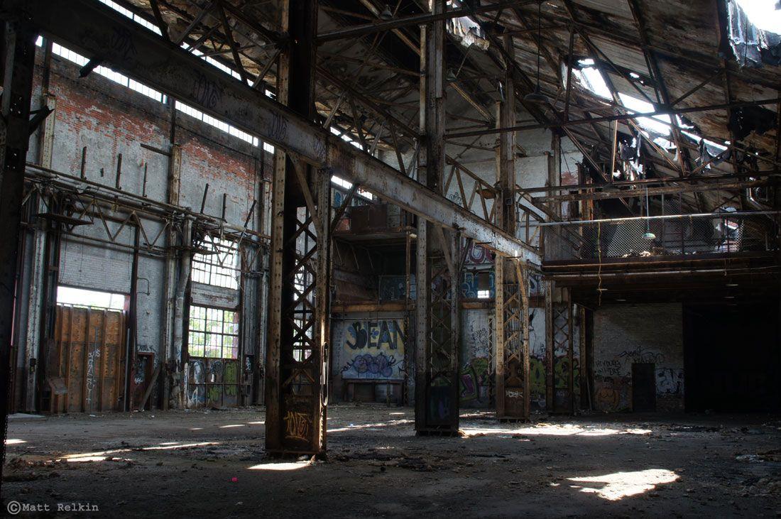 DETROIT FACTORY RUINS | Architecture II | Abandoned ...  DETROIT FACTORY...