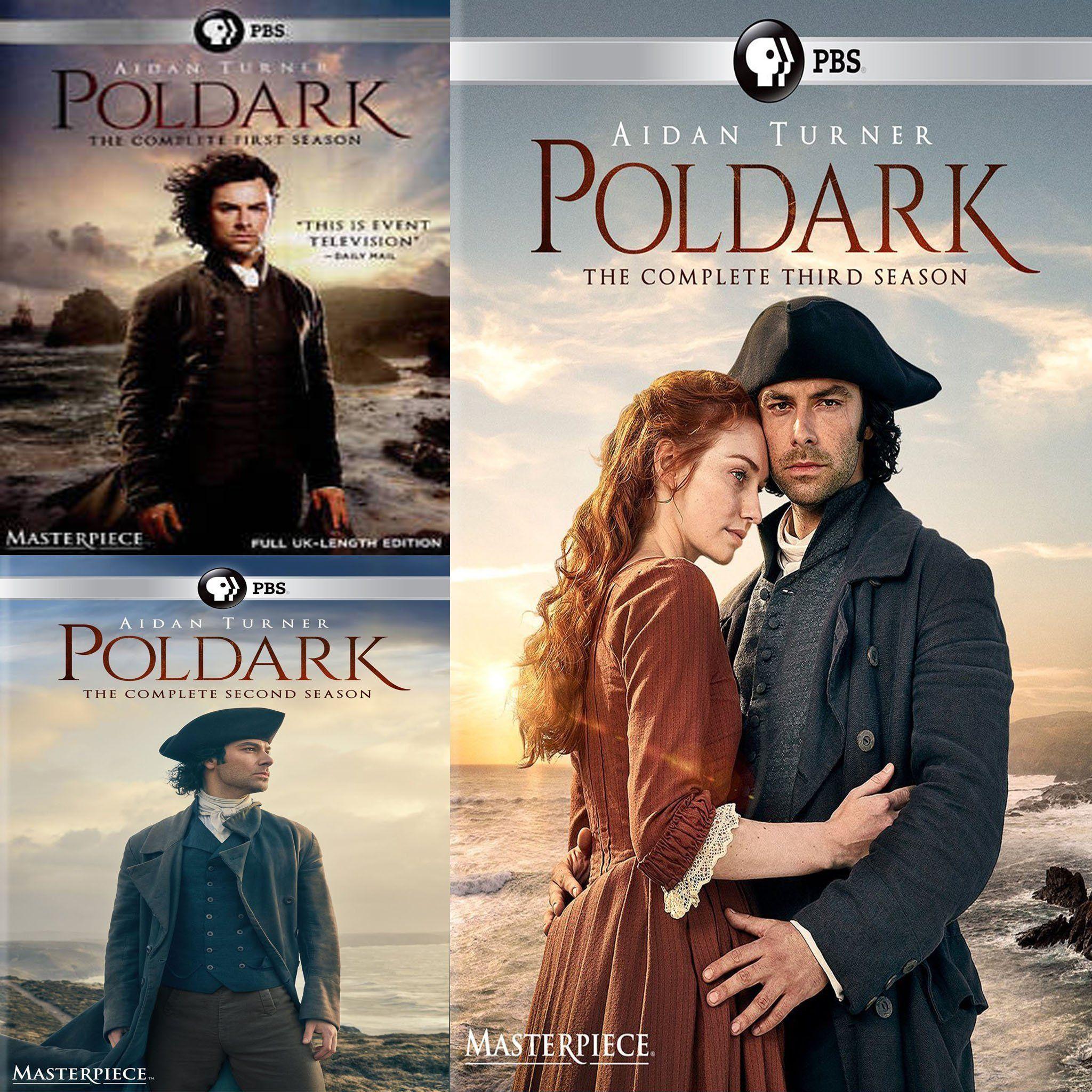 Poldark Dvd Series Seasons 1 5 Set Poldark Dvd Poldark Poldark