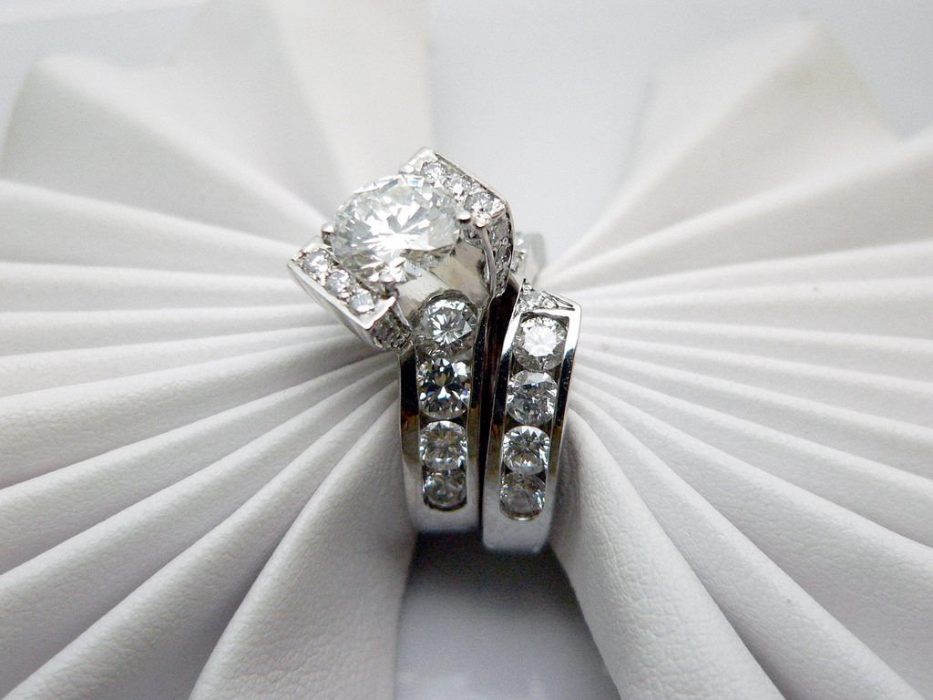 Wedding Ring Macro Photography Creative