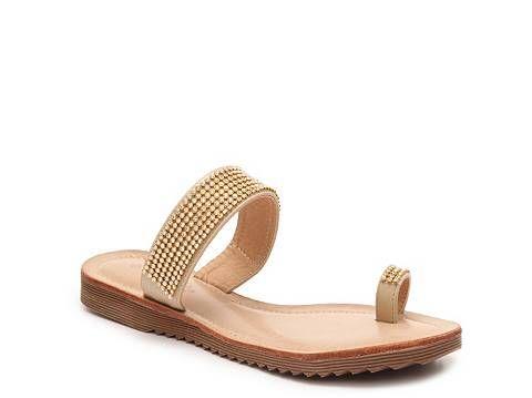 Womens Sandals PATRIZIA Nanor Beige