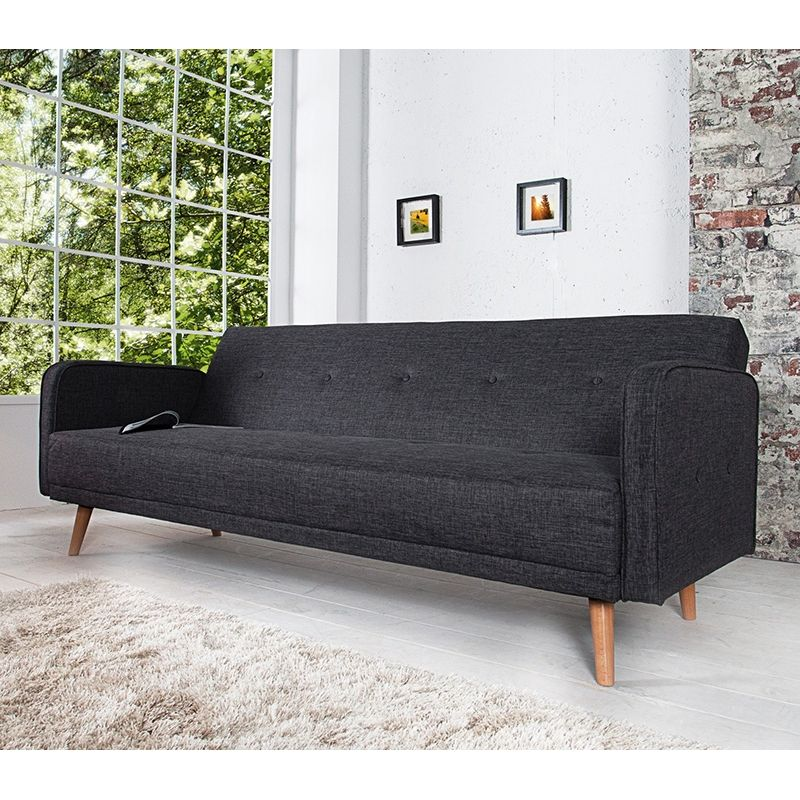 Canapea Scandinavia Antracit Evambient Furniture Sofa Interior