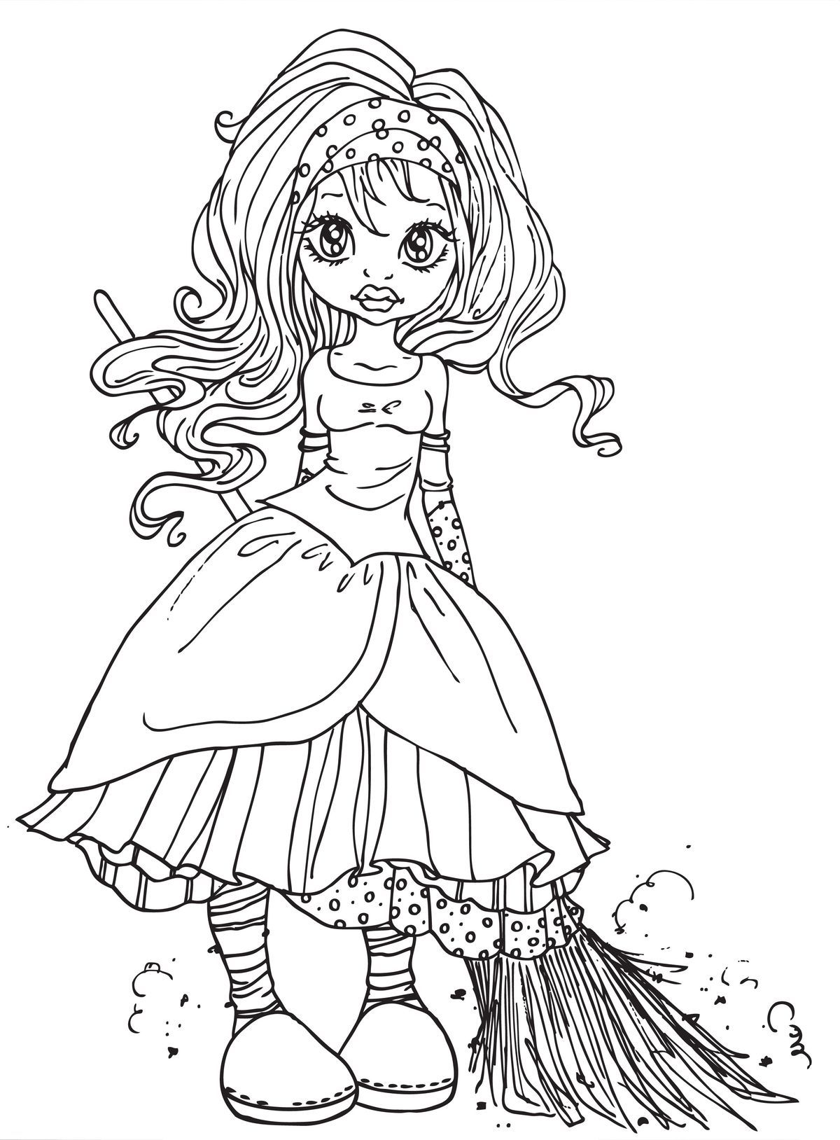 18+ Digital coloring pages for kids info