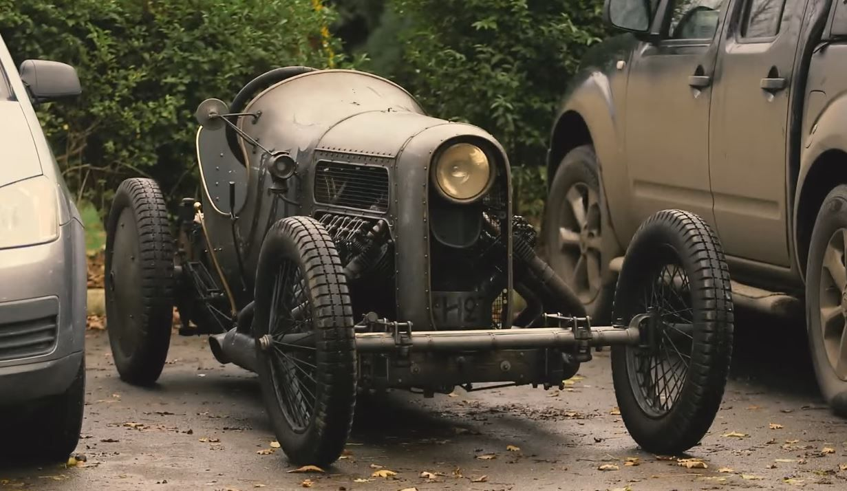Meet Richard Scaldwell, who runs a stunning 1908 GN Jap. Richard ...
