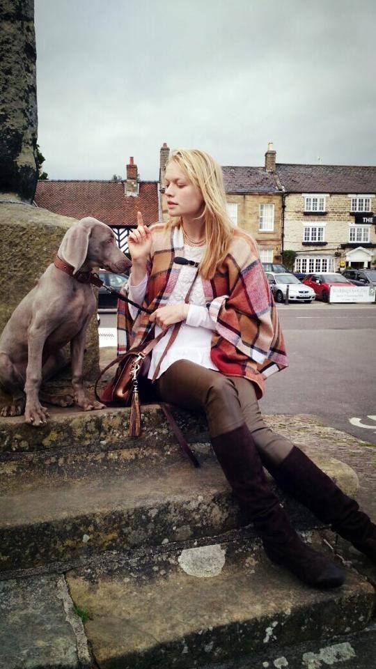Countryside shoot