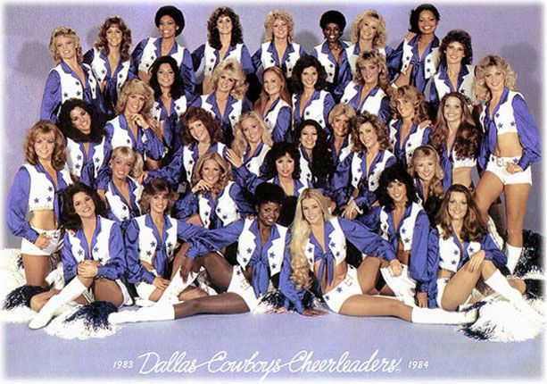 1983 1984 DCC Squad Judy Trammell Choreographer Im Obsessed