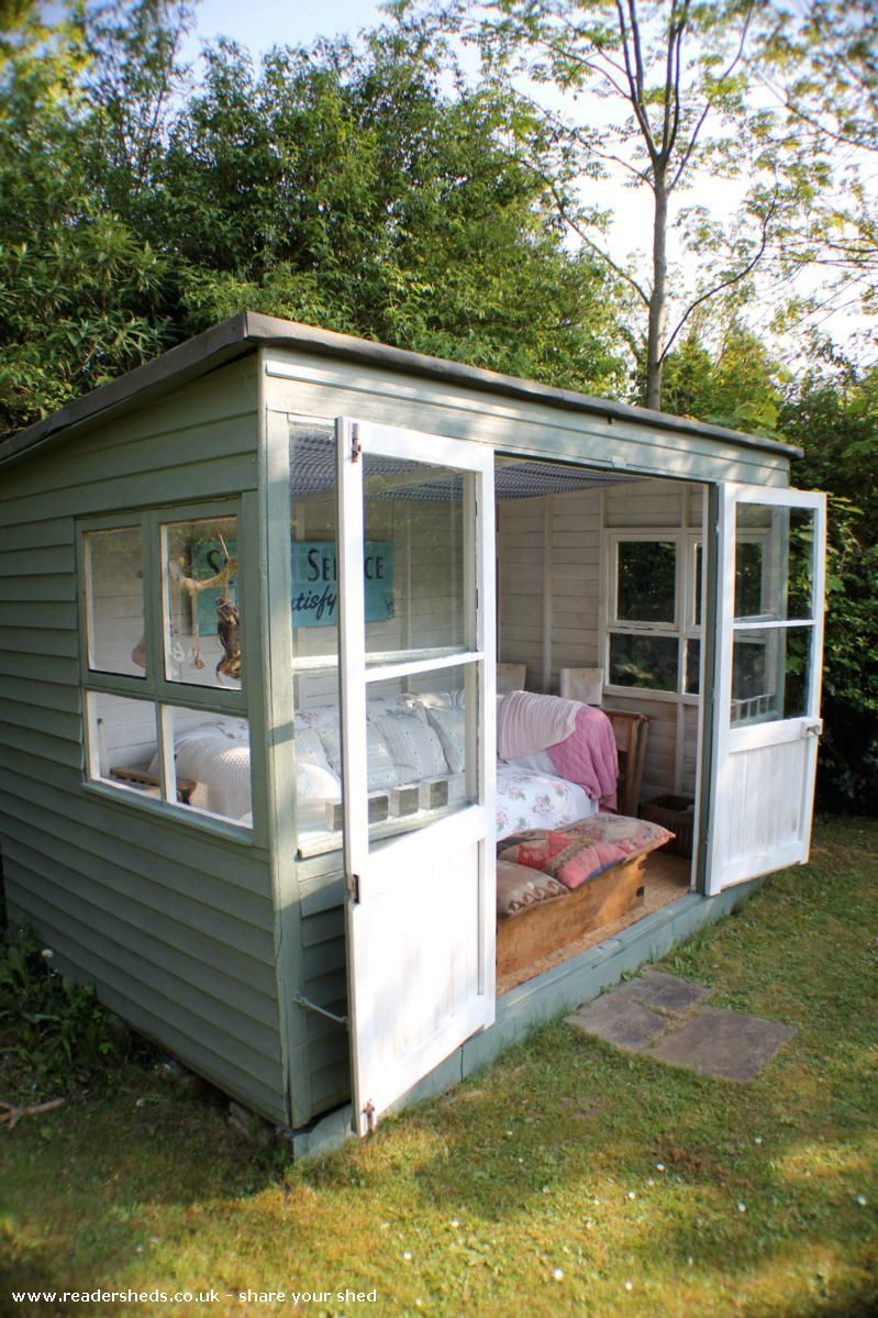 , Evening Shed – Unexpected Sutton surrey #shedoftheyear, MySummer Combin Blog, MySummer Combin Blog