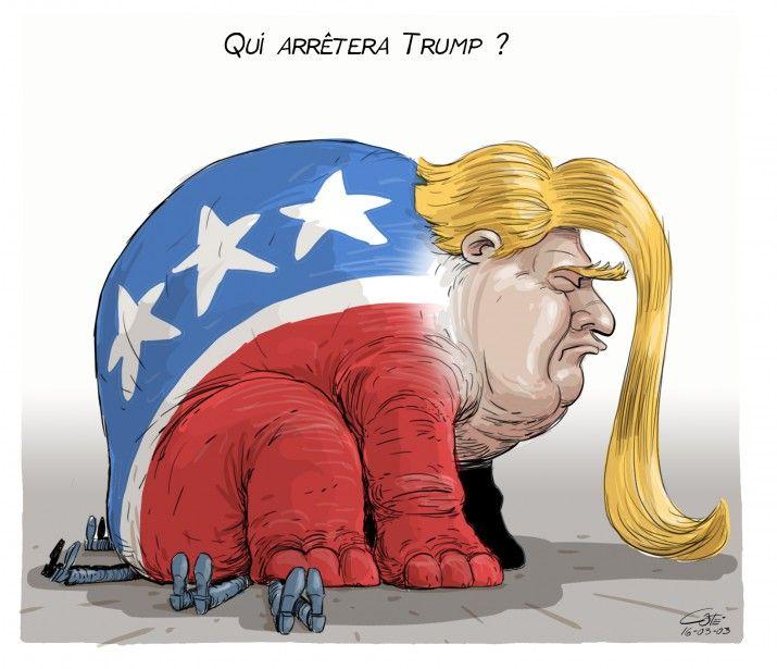 Donald Trump Comic Hairstyle Donaldtrump Comichairstyle
