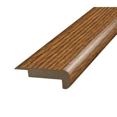 Pergo 2 38 In X 78 34 In Oak Laminate Stair Nose Floor Moulding