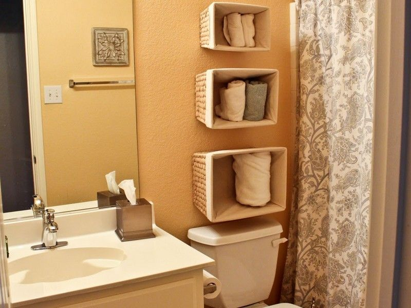 small bathroom towel rack ideas home design decorating home rh pinterest com hand towel rack ideas for small bathrooms hand towel rack ideas for small bathrooms