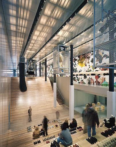 Prada Store New York By Rem Koolhaas