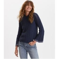 Photo of glory days knit sweater Odd Molly