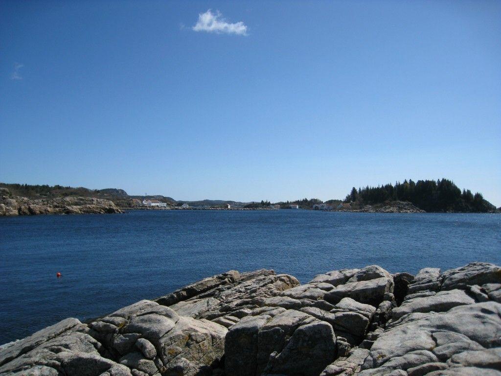 Норвегия. Что синее: небо или море?: irinadob550