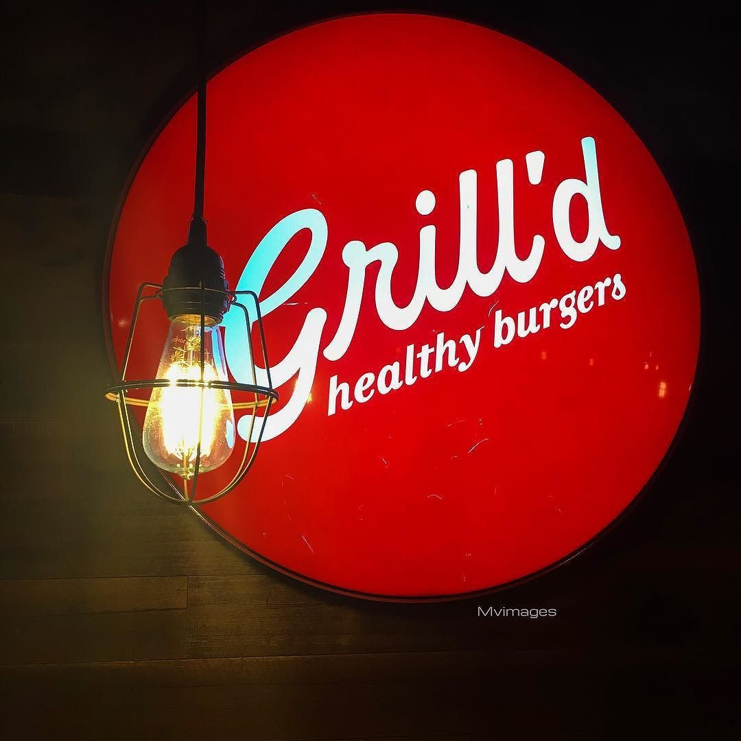 """Healthy Burger #grilledburger #burger #macquariecentre #light #logo #iphone6sphotography #art #foodlover #grill'd by mvimages Follow """"DIY iPhone 6/ 6S Cases/ Covers/ Sleeves"""" board on @cutephonecases http://ift.tt/1OCqEuZ to see more ways to add text add #Photography #Photographer #Photo #Photos #Picture #Pictures #Camera #Only #Pic #Pics to #iPhone6S Case/ Cover/ Sleeve"""