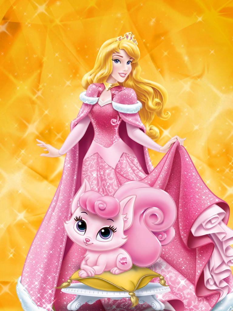 Sleeping Beauty And Palace Pet Disney Princess Pets Disney Princess Palace Pets Disney Princess Aurora