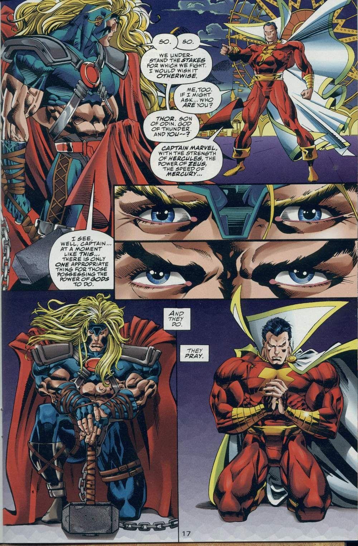 captain marvel vs zeus