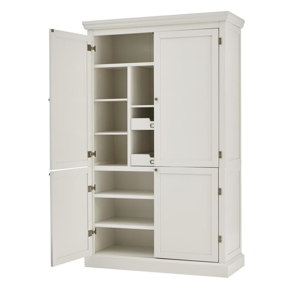 Home Decorators Collection Prescott Polar White Modular 6 Shelf