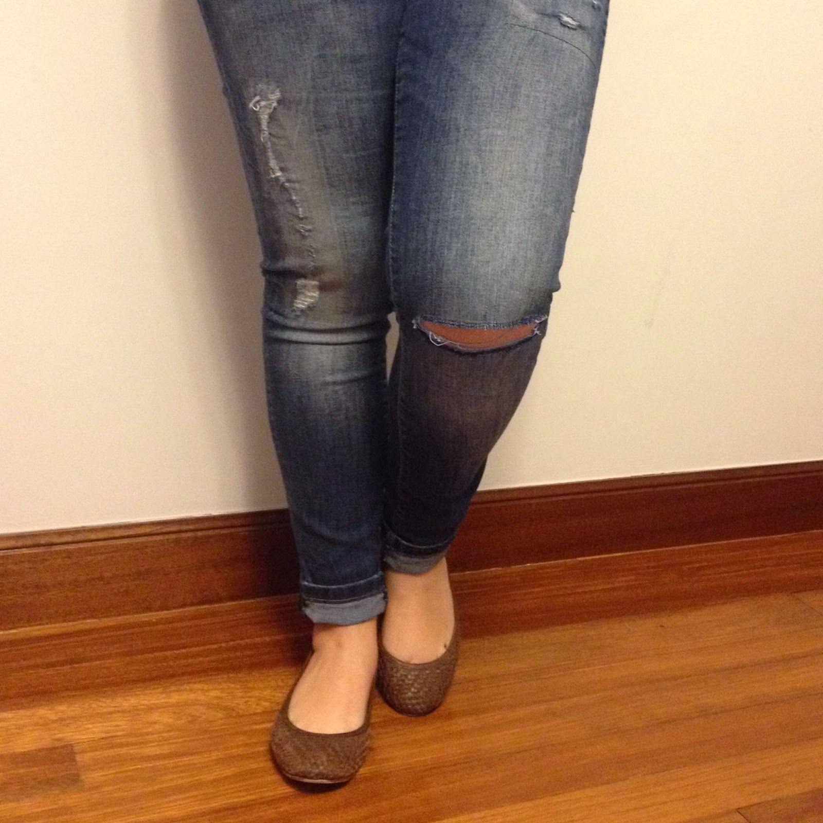 DIY: Cut Jeans | Mis compras low cost