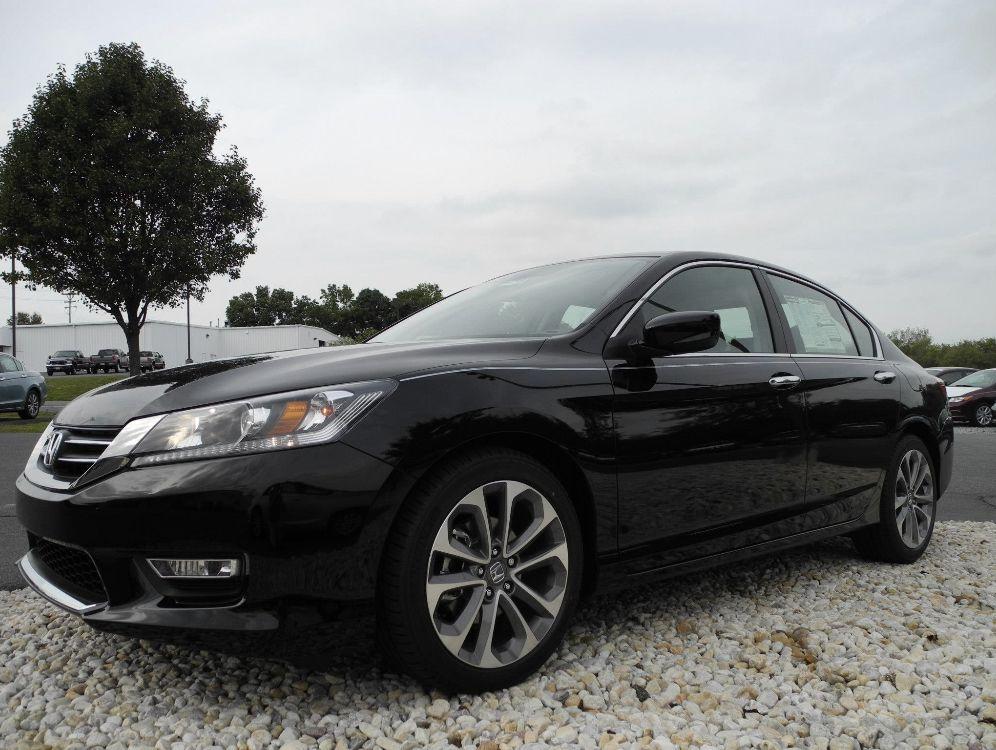 Honda Accord Sedan 2013 honda accord