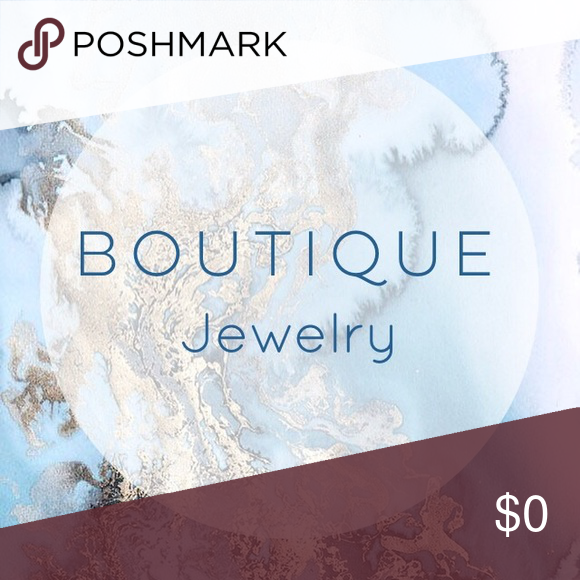 Boutique || Jewelry Like this listing to bookmark my closet! ☺️ Jewelry