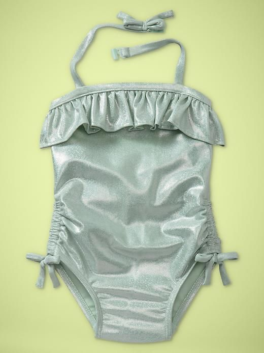 Such an adorable bathing suit.