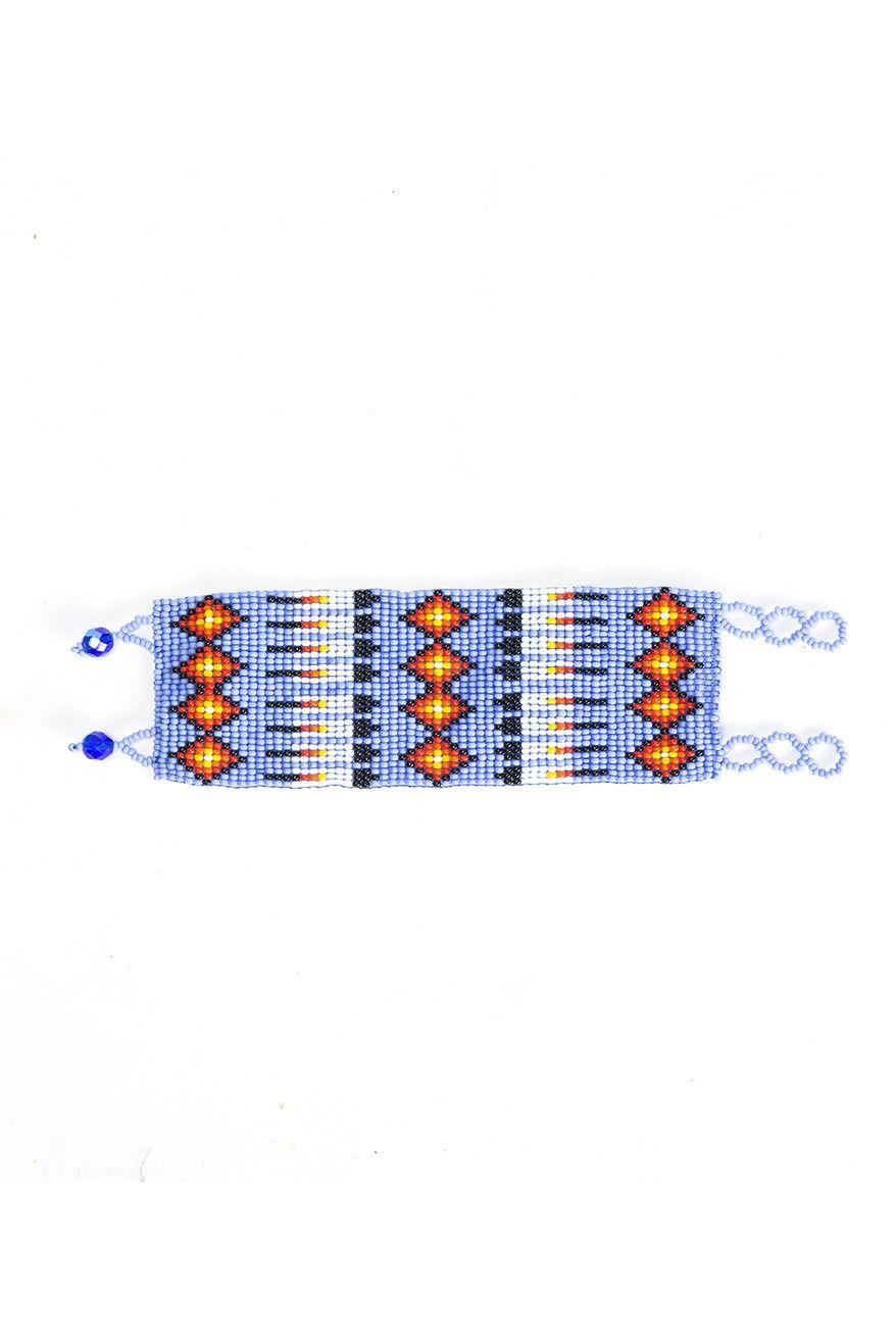 Bracelet Wide mauve Nanhita | BIJOUX | Accessoires | Prêt à porter