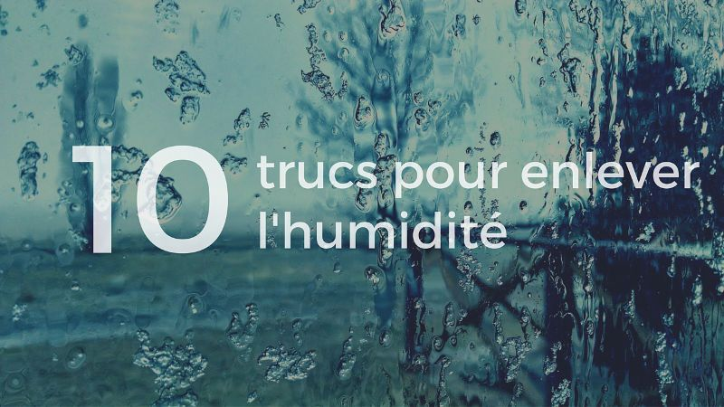 enlever-humidite-maison Giulia Pinterest