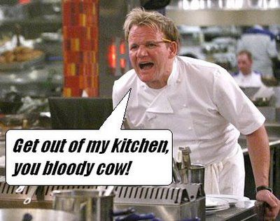 Quotes From Chef Ramsey Chef Ramsey is not pleased