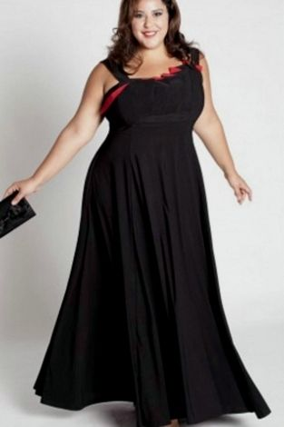 plus size black evening dresses store | women's fashion