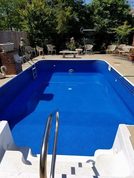 Pin by Swimming Pools Of Tupelo on Liners | Swimming pools ...