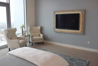 42++ Bedroom tv wall mount ideas